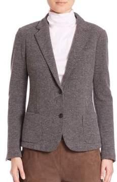 Eleventy Classic Woven Jacket