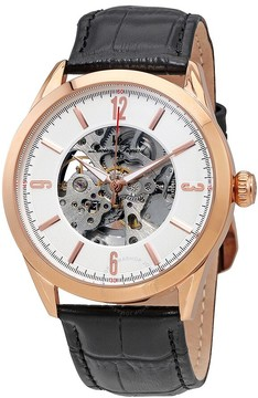 Lucien Piccard Luien Piccard Automatic Skeleton Dial Men's Watch