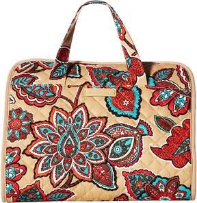 Vera Bradley Iconic Hanging Travel Organizer Luggage - DESERT FLORAL - STYLE