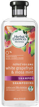 Herbal Essences Bio:Renew Naked Volume Shampoo White Grapefruit & Mosa Mint