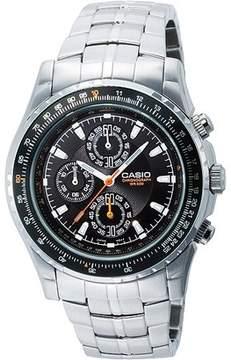 Casio Chronograph Aviator Watch