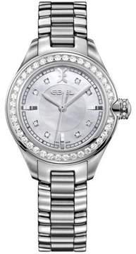 Ebel Onde Diamond 30 mm Womens Watch