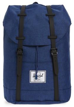 Herschel Men's Retreat Backpack - Blue