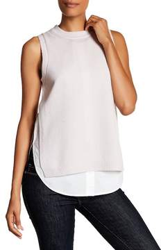 Brochu Walker Asa Looker Wool Blend Tank Top