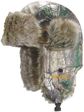 Asstd National Brand Camouflage Trapper Hat