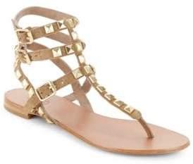 Ash Mumbaia Studded Strappy Sandals