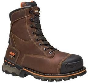 Timberland Men's Boondock 8' Composite Toe Waterproof 600G Boot