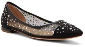 Katy Perry Selena Embellished Ballet Flats