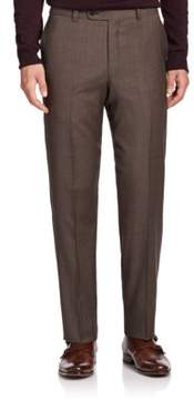 Saks Fifth Avenue COLLECTION Wool Trousers
