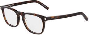 Saint Laurent Square Acetate Optical Glasses