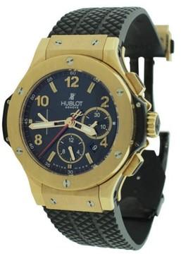 Hublot Big Bang 18K Rose Gold Automatic 44mm Mens Watch