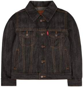 Levi's Boys 4-7x Trucker Denim Jacket