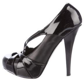 Alejandro Ingelmo Leather Beat It 2 Pumps