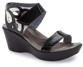 Naot Footwear Women's 'Intrigue' Platform Wedge