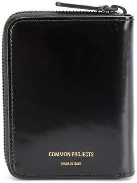 Common Projects zip coin wallet
