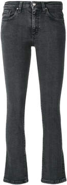 IRO cropped flared jeans