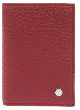 Orciani Men's Red Leather Wallet.
