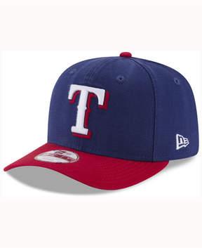 New Era Texas Rangers Vintage Washed 9FIFTY Snapback Cap