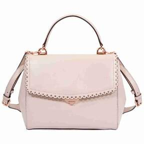 Michael Kors Ava Medium Leather Satchel- Soft Pink - ONE COLOR - STYLE