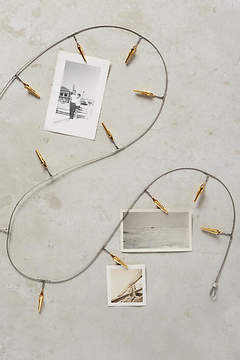 Design Ideas Tinsel Photo Clips