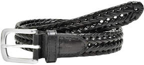 Dockers Leather Braided Belt