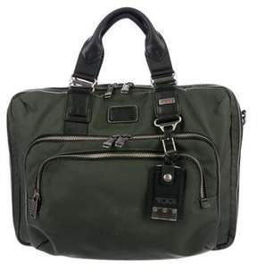 Tumi Nylon Messenger Bag