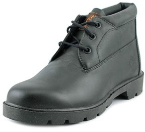 Timberland Waterproof Chukka Round Toe Leather Chukka Boot.