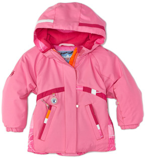 Obermeyer Girls' Winx Pink Hooded Jacket