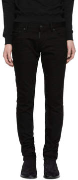 DSQUARED2 Black Slim Jeans