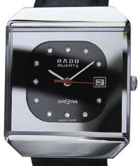 Rado Diastar Stainless Steel Quartz 29mm Mens Vintage Watch 1970