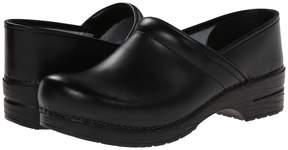 Dansko Professional Box Leather Men's Men's Clog Shoes