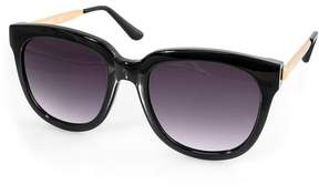 Cat Eye AQS Piper 55mm Square Sunglasses