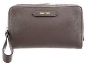 Tom Ford Leather Wristlet