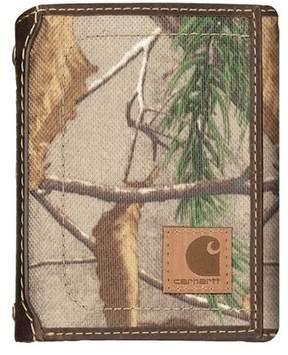Carhartt Men's Realtree Trifold Wallet