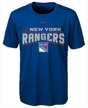 Reebok New York Rangers Tnt Freeze Reflect T-Shirt, Big Boys (8-20)
