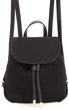 Forever 21 Faux Suede Backpack