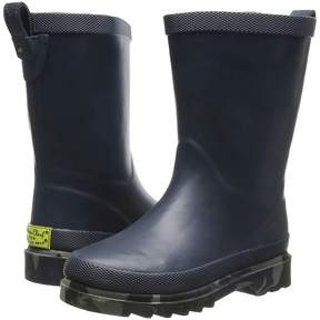 Western Chief Camo Sole Solid Rain Boot Boys Shoes