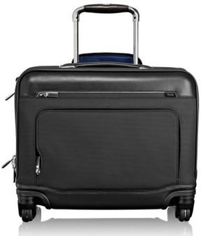 Tumi 'Mcallen' Wheeled Briefcase - Black