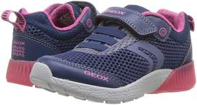 Geox Kids Sveth 1 Girl's Shoes