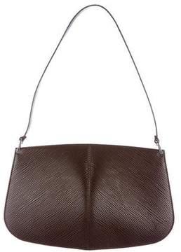 Louis Vuitton Epi Demi Lune Pochette - BROWN - STYLE