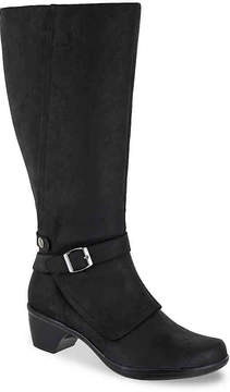Easy Street Shoes Women's Jan Wide Calf Riding Boot