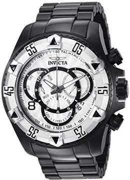 Invicta Excursion Chronograph Silver Dial Men's Watch