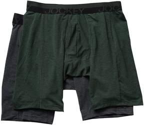 Jockey Sport Outdoor Midway Brief 2-Pack Men's Underwear
