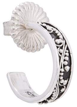 Lois Hill craved earring