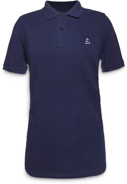 Disney Mickey Mouse Relaxed Fit Polo for Men - Navy