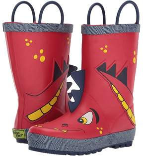 Western Chief Spike Rain Boots Boys Shoes