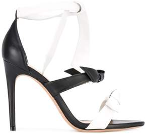 Alexandre Birman strapped contrast sandals
