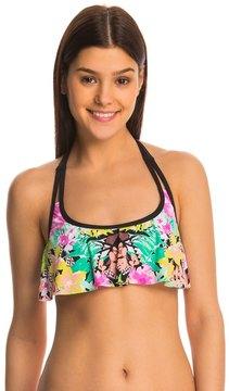 Bikini Lab Swimwear It Takes Hue Hanky Halter Bikini Top 8140380