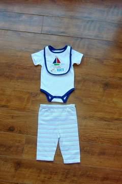 Absorba 3 Piece Baby Set