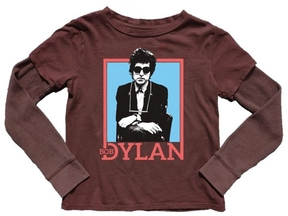 Rowdy Sprout Bob Dylan Tee